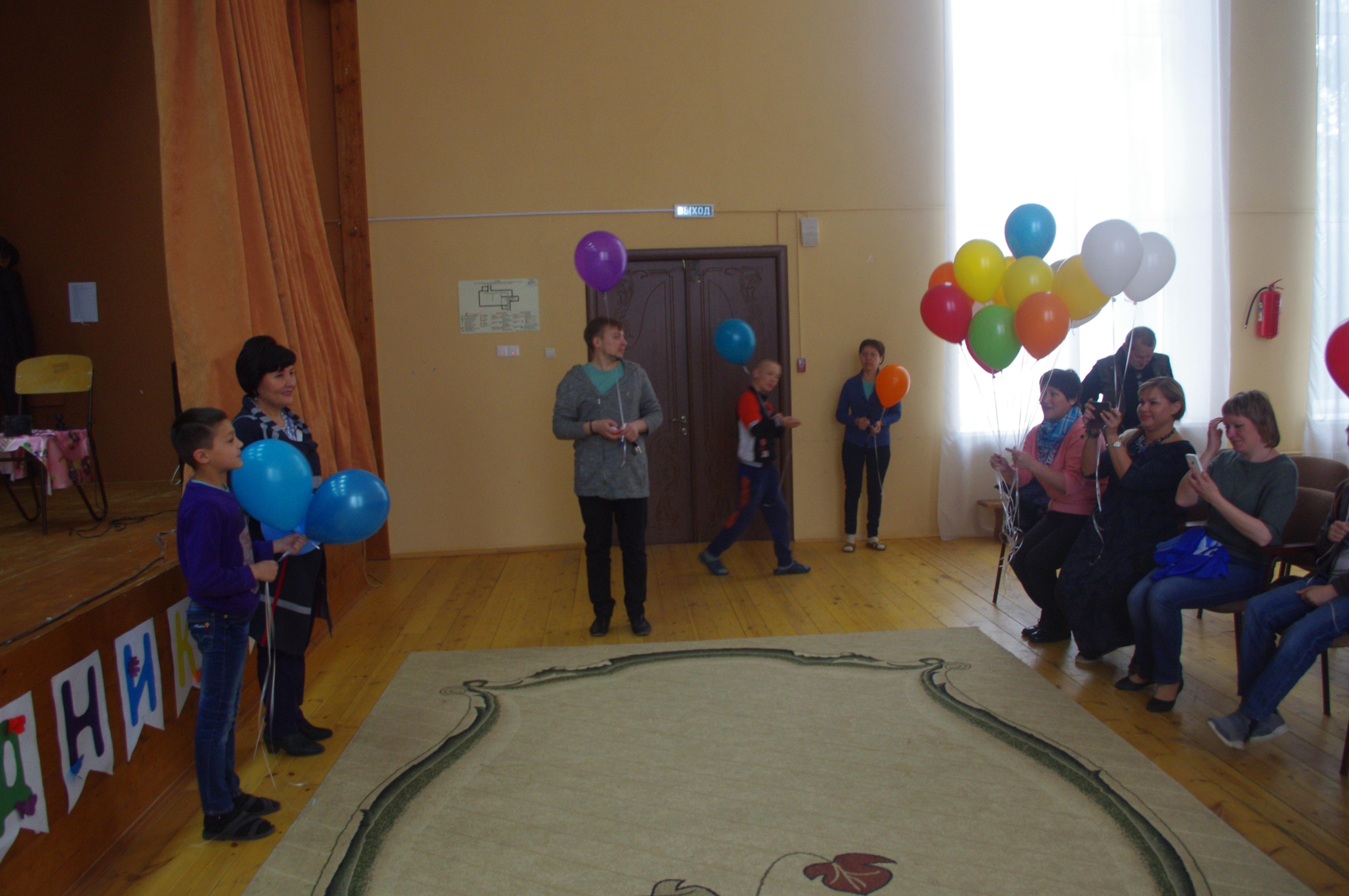 30 мая 2017 г. в преддверии Международного дня защиты детей выступили с социальной инициативой ГБУ Башкирский республиканский детский дом №1 им. Шагита  Худайбердина